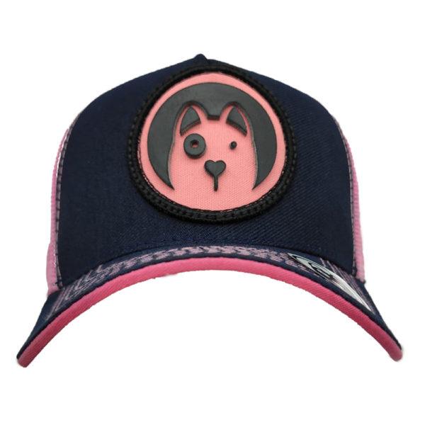 boné truck rosa amore di cane