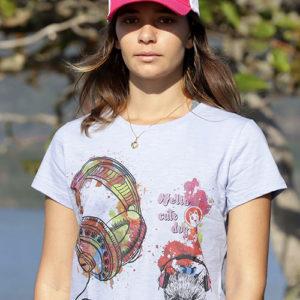 boné e camisetas estampas cachorros