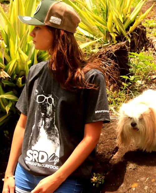 camiseta srd animal de estimação